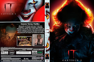 CARATULA IT CAPITULO 2 - IT CHAPTER TWO 2019
