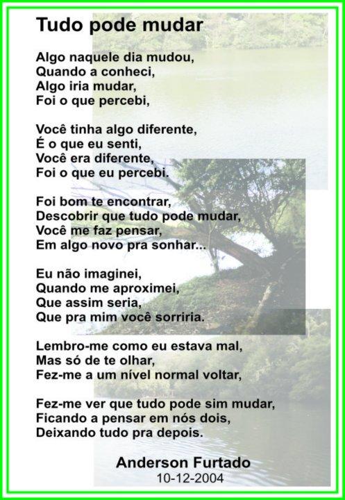 Poemas De Amizade Que Rimam Imagui