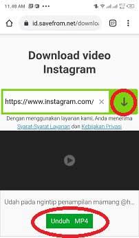 Cara Mengirim Video Dari IG Ke Status WA