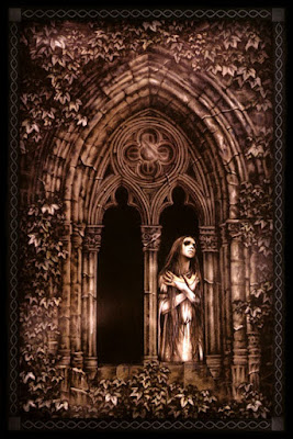 pintura gótica,victoria francés,gotico,artistico,pinturas