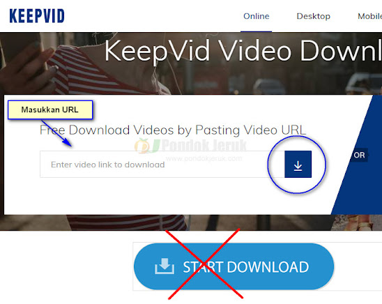 Download Video Youtube Tanpa Aplikasi 2