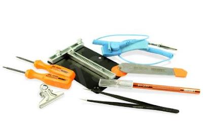 alat solder dan eletronika
