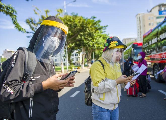 Đề xuất đưa người kẹt ở Đà Nẵng về quê bằng tàu hỏa
