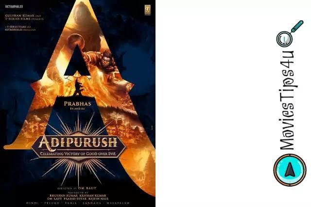 Saif Ali Khan Playing Villain role As Lankesh with Prabhas in Movie Adipurush