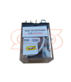SKY0014 - Relay 10A for Infiniti Konica 512i