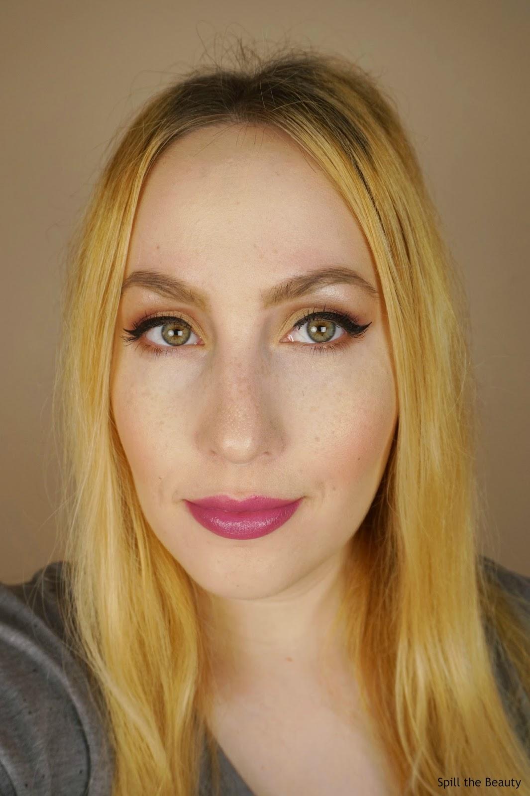 clinique pop grape pop swatches comparison dupe revlon covergirl