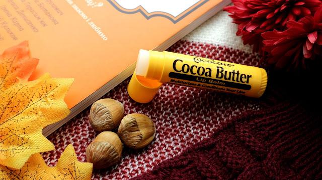 Cococare Cocoa Butter Lip Balm Бальзам для губ