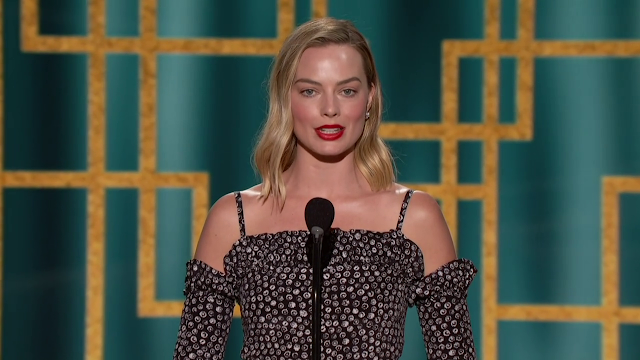 The 78th Annual Golden Globe Awards 2021 English 720p HDTVRip