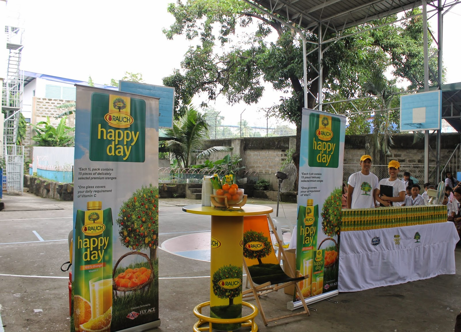 Healthy Juices with Happy Day