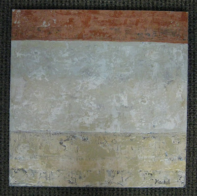 Rachel Rieves | Desert Sands | 20x20 | $200