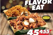 Wingstop Promo Spesial Flavour Eat GRATIS 5PCS Boneless Wings Periode 17 - 23 Februari 2020