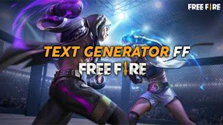 Text Generator ff