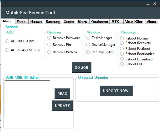 MobileSea Service Crack Tool V3 0 3 Latest Update - A Hasam Soft
