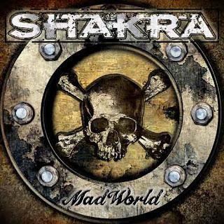 """Το βίντεο των Shakra για το """"Fireline"""" από το album """"Mad World"""""""