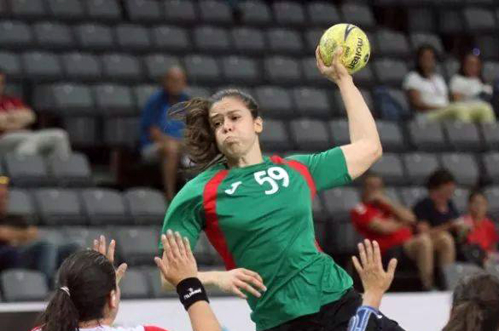 Manuela Zavala Handball México