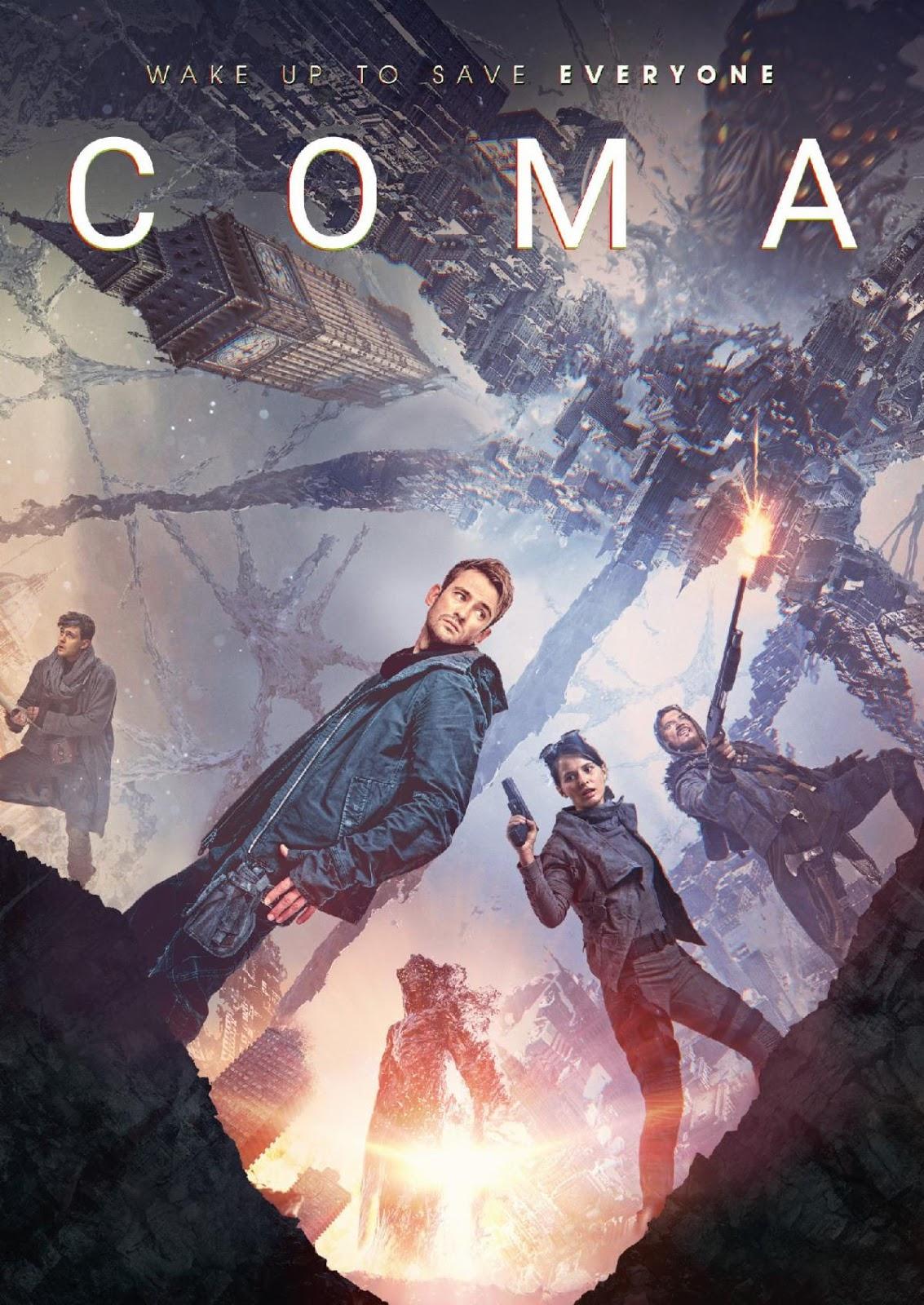 Coma (2020) Hindi Dual Audio 720p BluRay x264 ESubs 1GB