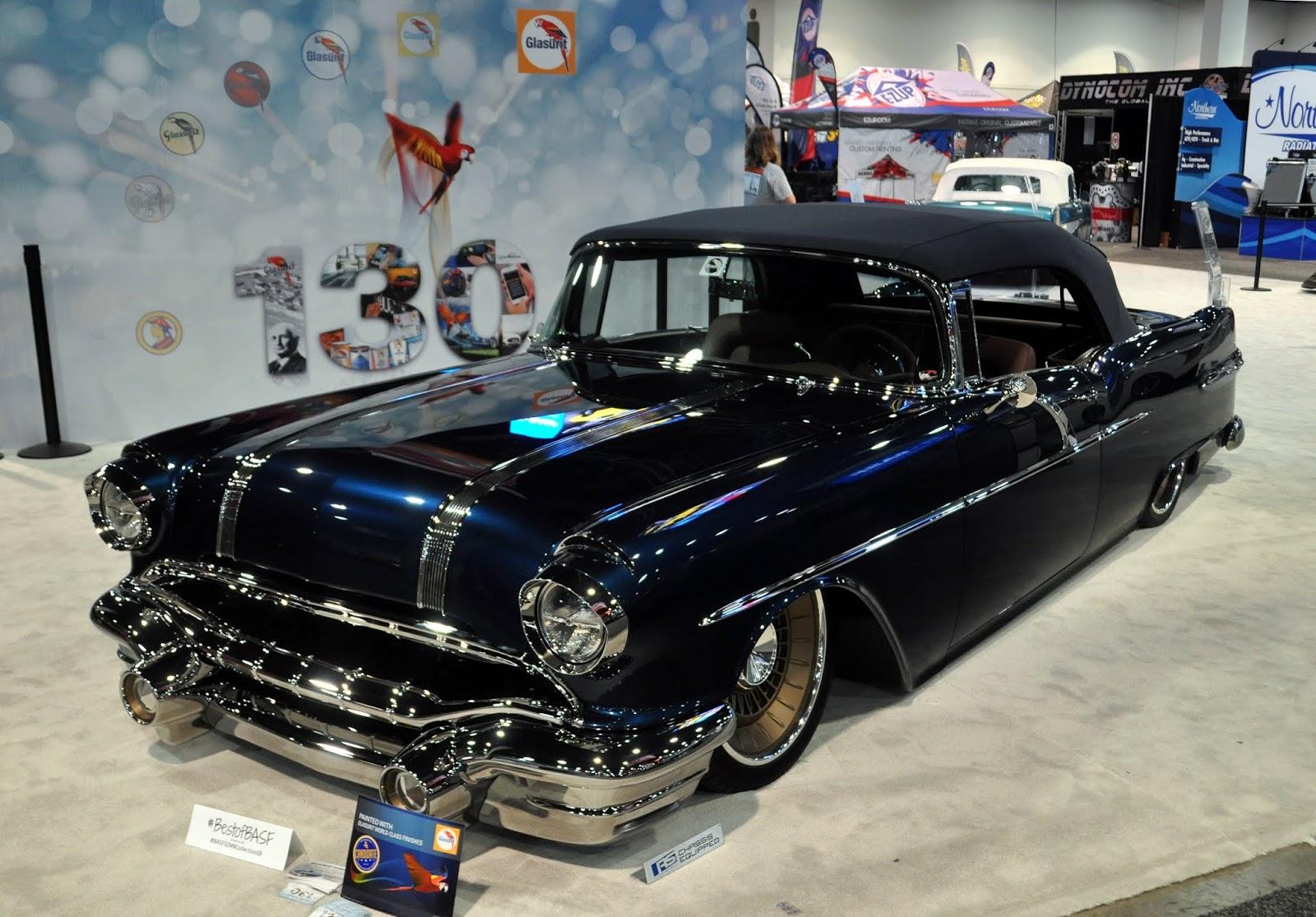Just A Car Guy 10 28 18 11 4 1953 Pontiac Star Chief The 1956 By Customs Kilkeary
