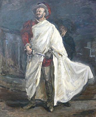 Πορτραίτο του Φραντσίσκο Ντ'Αντράντε ως Δον Ζουάν