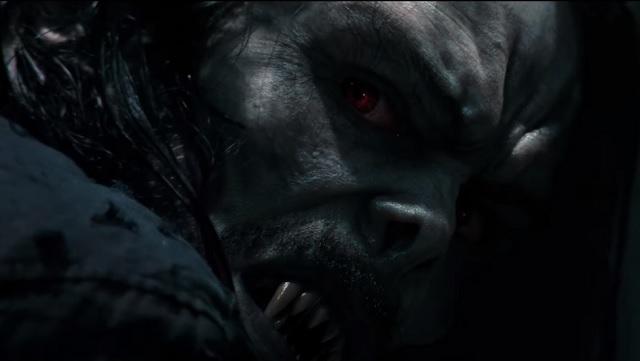 Morbius/Sony/Reprodução