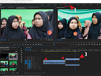 Dasar Adobe Premiere #11: Memberi Effect Video Transitions di Adobe Premiere Pro CC2019