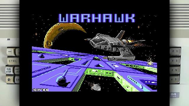 Warhawk Portable Commodore 64 (Abandonteca)