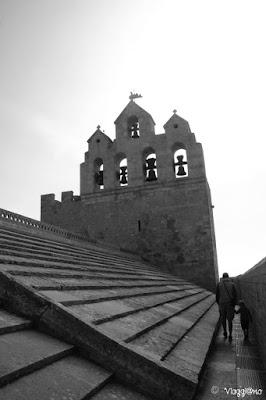 Tetto della Chiesa fortificata di Les Saintes Maries de la Mer