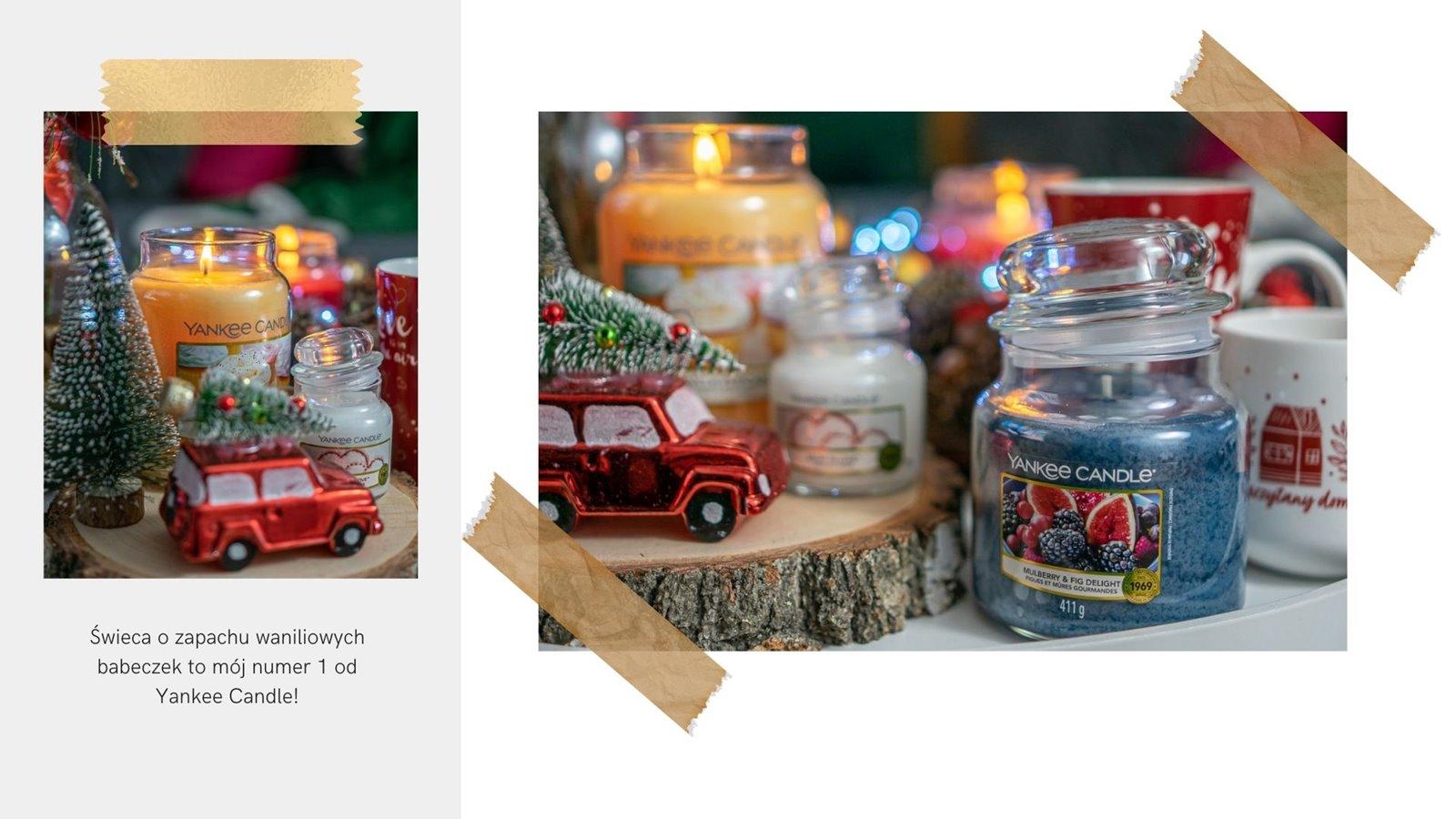 2 świąteczne zapachy yankee candle idealne na święta i boże naodzenie - dekoracje do domu i mieszkania na święta pepco action kik