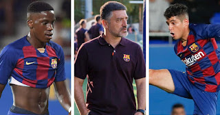 Barcelona B to kick start training with 18 players only