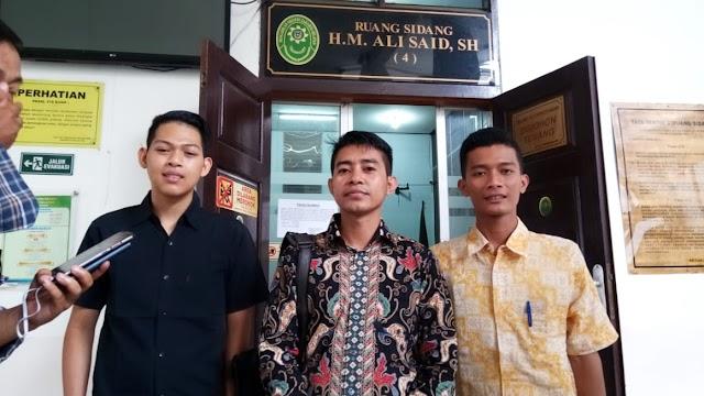 Tim Kuasa Hukum Toto Optimis Permohonan Praperadilan Kliennya Akan Dikabulkan Hakim
