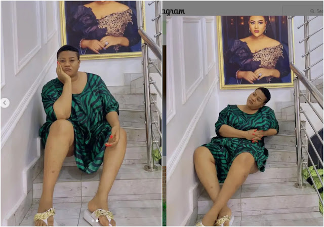 'Please buy me a house, I am tired of paying House rent' – Nkechi Blessing cries out to her fans