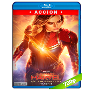 Capitana Marvel (2019) BRRip 720p Audio Dual Latino-Ingles