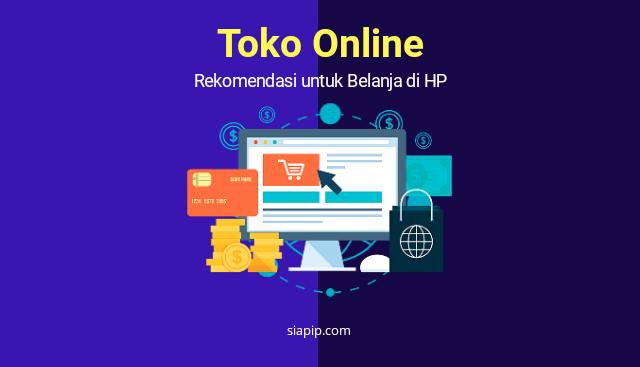 rekomendasi toko online