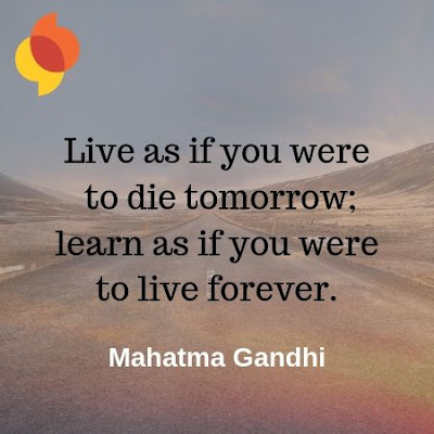 Mahatma Gandhi Motivational WhatsApp-DP | Profile Picture