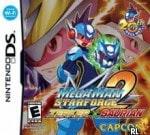 MegaMan Star Force 2 - Zerker x Saurian