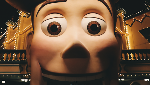 Toy Story Mania Tokyo DisneySea Japan