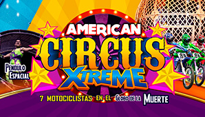 POS1 AMERICAN CIRCUS XTREME en Bogotá 2019