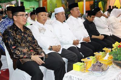 Penutupan MTQN Ke-51 Kota Tanjungbalai Dimeriahkan Oleh Ceramah Ustadz Yusuf Mansur