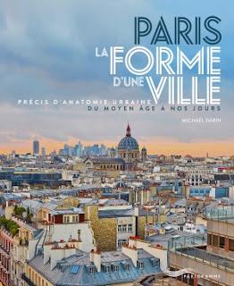 Paris, la forme d'une ville de Michaël Darin