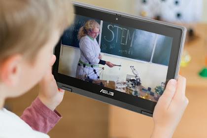 Asus BR1100, Varian Notebook Asus Teman Setia Anak Belajar