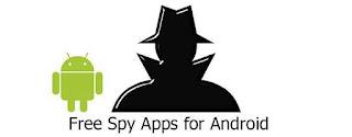 Aplikasi Spy Sadap Gratis Android 2017