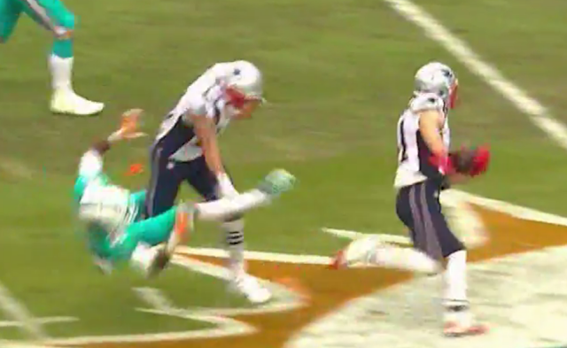 Michael Floyd crushes Tony Lippett