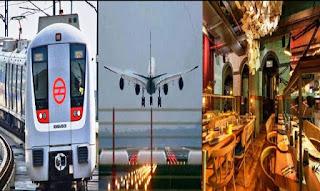 अनलॉक-4 की गाइडलाइंस जारी, 7 सितंबर से मेट्रो चलाने की मंजूरी, स्कूल-कॉलेज बंद रहेंगे