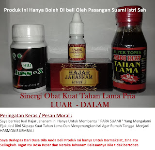Racikan herbal kuat tahan lama tanpa obat sama sekali