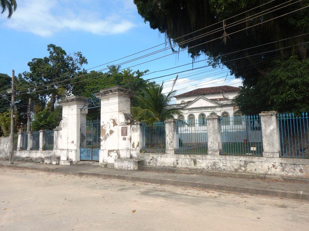 Escola Municipal Pedro Bruno em Paquetá