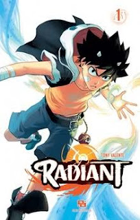 Sinopsis Anime Radiant, Manga Prancis