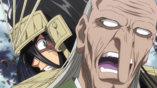 Ushio to Tora (TV) - Episódio 39