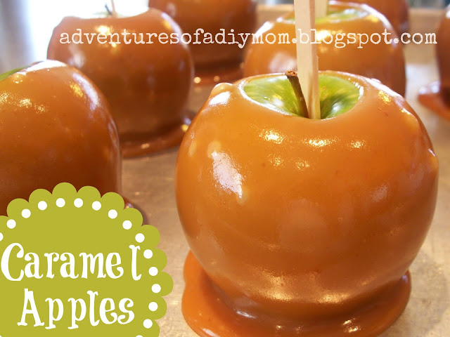 Tips to Perfect Caramel Apples