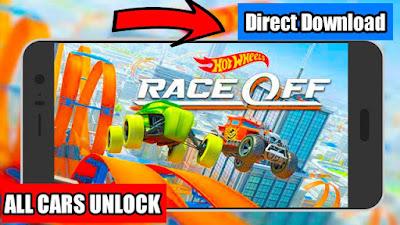 hot wheel race off download