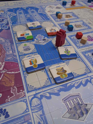 Lisboa Boardgame Cardinal