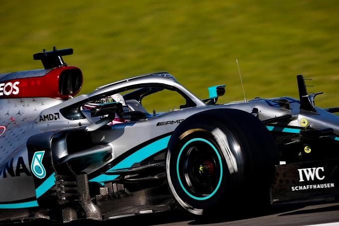 Mercedes przekształcił tymczasowo fabrykę jednostek napędowych